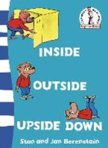Inside Outside Upside Down - Stan Berenstain - cover