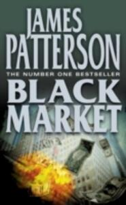 Black Market - James Patterson - cover