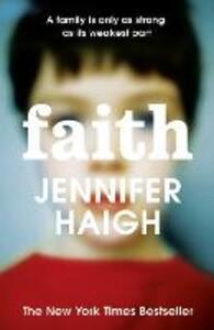 Faith - Jennifer Haigh - cover