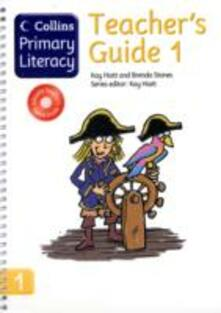 Teacher's Guide 1 - Kay Hiatt,Brenda Stones - cover