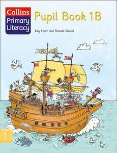 Pupil Book 1B - Kay Hiatt,Brenda Stones - cover