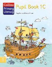 Pupil Book 1C - Kay Hiatt,Brenda Stones - cover