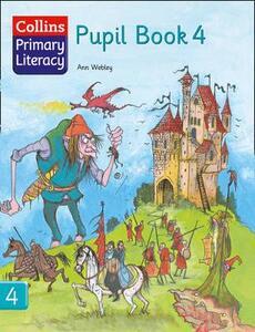 Pupil Book 4 - Ann Webley - cover
