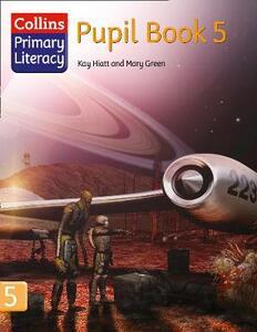 Pupil Book 5 - Kay Hiatt,Mary Green - cover