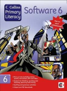 Collins Primary Literacy - Jonathan Rooke,Karina Law - cover