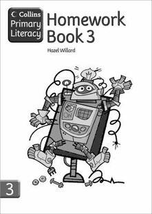 Homework Book 3 - Hazel Willard - cover