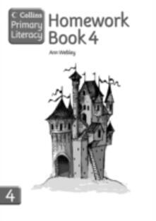 Homework Book 4 - Ann Webley - cover