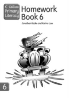 Homework Book 6 - Jonathan Rooke,Karina Law - cover