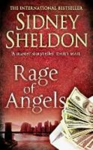 Rage of Angels - Sidney Sheldon - cover