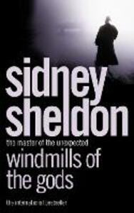 Windmills of the Gods - Sidney Sheldon - cover
