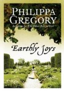 Earthly Joys - Philippa Gregory - cover