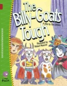 The Billy Goats Tough: Band 14/Ruby - Tim O'Brien - cover