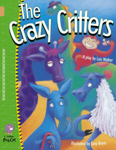 Crazy Critters: Band 12/Copper - Lois Walker - cover