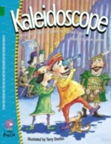 Kaleidoscope: Band 15/Emerald - Mark Carthew,Michael Rosen - cover