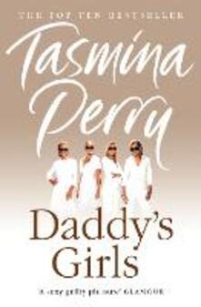 Daddy's Girls - Tasmina Perry - cover