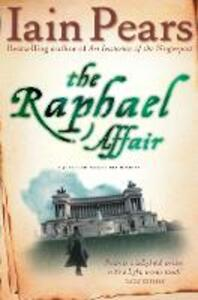 The Raphael Affair - Iain Pears - cover