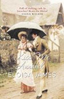 Kiss Me Annabel - Eloisa James - cover