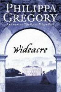 Wideacre - Philippa Gregory - cover