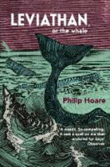 Leviathan - Philip Hoare - cover
