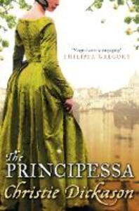 The Principessa - Christie Dickason - cover