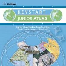 Collins Keystart Junior Atlas CD-Rom: Network Licence - Stephen Scoffham,Shalley Lewis - cover