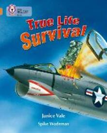 True Life Survival: Band 12/Copper - Janice Vale - cover