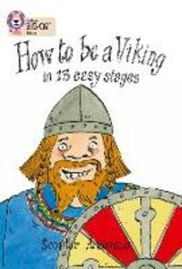 How to Be a Viking: Band 12/Copper - Scoular Anderson - cover