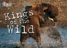 Kings of the Wild: Band 13/Topaz - Jonathan Scott,Angela Scott - cover