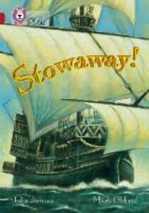 Stowaway!: Band 14/Ruby - Julia Jarman - cover