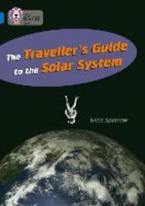 The Traveller's Guide To The Solar System: Band 16/Sapphire - Giles Sparrow - cover