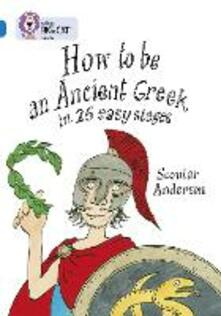 How to be an Ancient Greek: Band 16/Sapphire - Scoular Anderson - cover