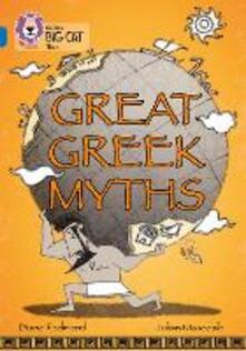 Great Greek Myths: Band 16/Sapphire - Diane Redmond - cover
