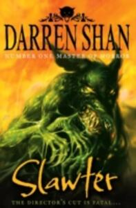 Slawter - Darren Shan - cover