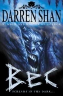 Bec - Darren Shan - cover