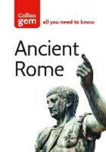Ancient Rome - David Pickering - cover