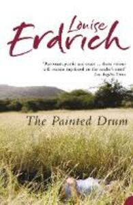 The Painted Drum - Louise Erdrich - cover