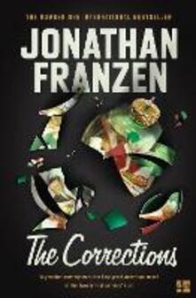 The Corrections - Jonathan Franzen - cover