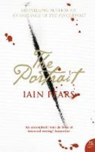 The Portrait - Iain Pears - cover