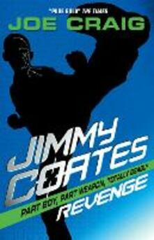 Jimmy Coates: Revenge - Joe Craig - cover