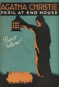 Peril at End House - Agatha Christie - cover