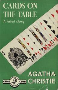 Cards on the Table - Agatha Christie - cover