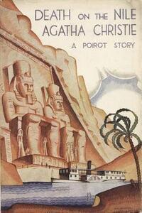Death on the Nile - Agatha Christie - cover