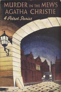 Murder in the Mews - Agatha Christie - cover
