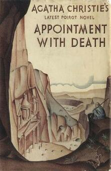 Appointment with Death - Agatha Christie - cover