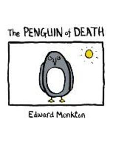 The Penguin of Death - Edward Monkton - cover