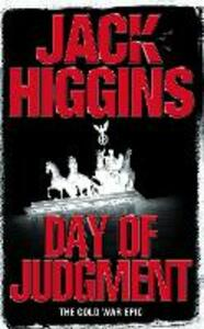 Day of Judgment - Jack Higgins - cover