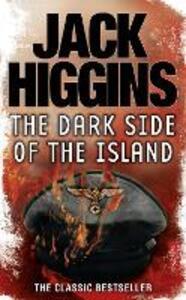 The Dark Side of the Island - Jack Higgins - cover