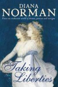 Taking Liberties - Diana Norman - cover