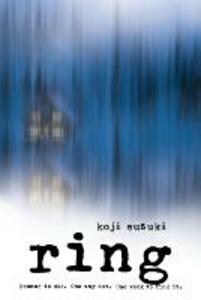 Ring - Koji Suzuki - cover