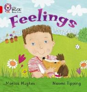 Feelings: Band 02b/Red B - Monica Hughes - cover